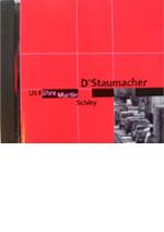 CDs alemannische Lieder und Lyrik - D'Staumacher