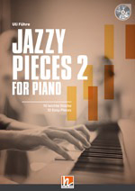 Instrumentalnoten - Jazzy Pieces 2 for Piano